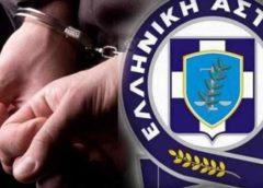 Σύλληψη ενός ατόμου στη Χίο, για διακεκριμένες περιπτώσεις φθοράς