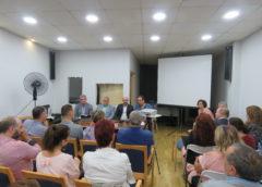 Εσπερίδα οικονομικού περιεχομένου από την ΟΕΒΕ Χίου για την ενημέρωση των Επαγγελματιών του νησιού