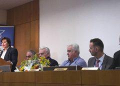Η ομιλία της Περιφερειάρχη Βορείου Αιγαίου στην ημερίδα που πραγματοποιήθηκε για το ζήτημα της προστασίας και ενίσχυσης της φυσιογνωμίας του Κάμπου