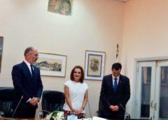 Επίτιμη Δημότης Χίου η πρόεδρος του Πολιτιστικού Ιδρύματος του Ομίλου Πειραιώς, Σοφία Στάικου