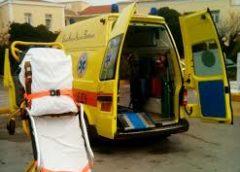 Τροχαίο ατύχημα στα Καρδάμυλα