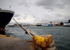 Προβλήματα στις ακτοπλοϊκές συγκοινωνίες – Τα μποφόρ έδεσαν πλοία, ακυρώσεις δρομολογίων