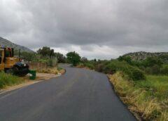 Οδικά έργα στη Β. Χίο σε εξέλιξη από την Περιφερειακή Ενότητα Χίου